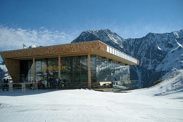 Das Skigebiet Rifflsee: Abwechslungsreiches Skifahren im Pitztal- ©Markus Hahn