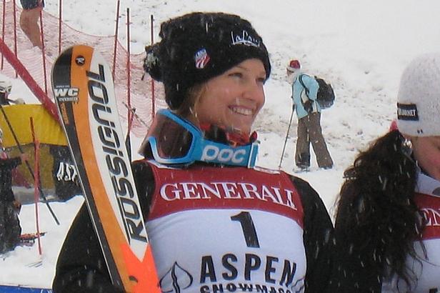 Mancuso versteigert Ski-Ausrüstung- ©Doug Haney/U.S. Ski Team