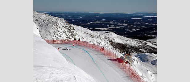 Ski-WM: Auch Damenrennen abgesagt- ©Graeme Ellis