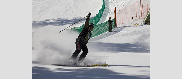 Beste Ski Crosserin- ©www.jeepsports.com