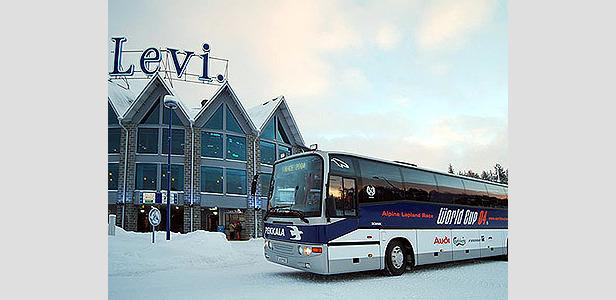 Ski Weltcup - Eröffnung in Levi mit zwei Slaloms- ©Levi