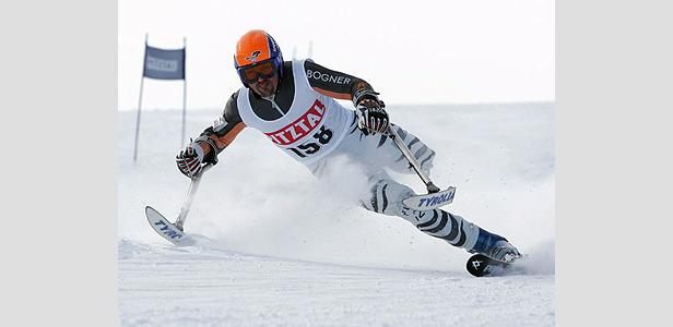 Fernsehen berichtet über Deutsches Paralympic-Ski-Team- ©Michael Hipp