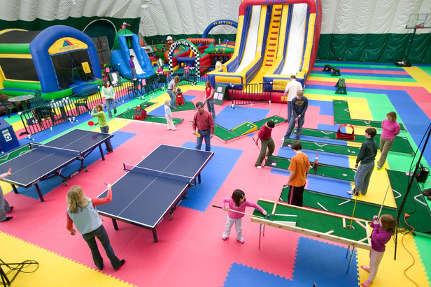Indoor Activities Kids Vt