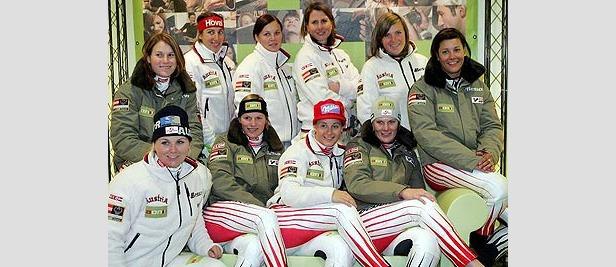 Zwangspause für ÖSV Damen-Team- ©Gerhard Möhsner