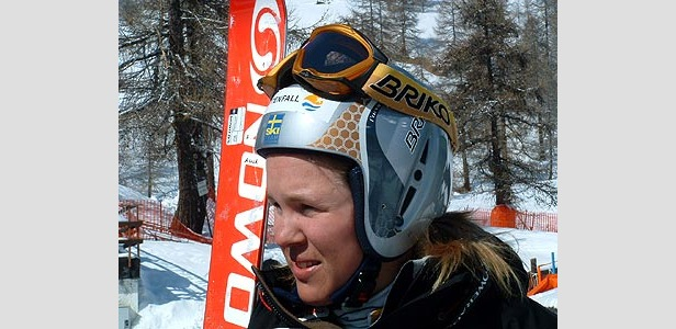 Janica Kostelic gewinnt Slalom in Aspen- ©M. Krapfenbauer / XnX GmbH