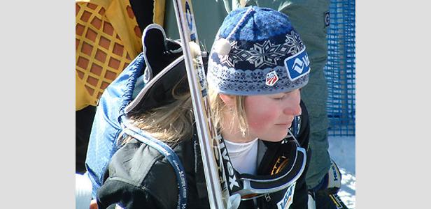 Renate Götschl ist die beste Abfahrerin der Saison ©M. Krapfenbauer / XnX GmbH
