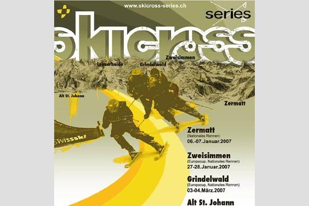 - ©Swiss- Skicross-Series
