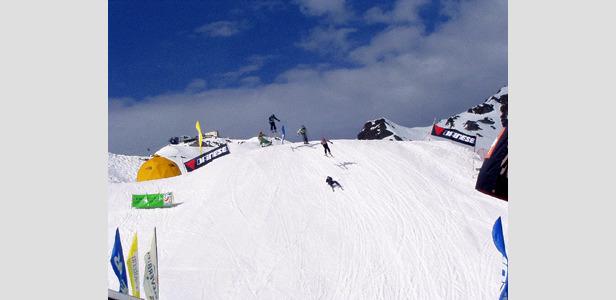 Ein einzigartiger Ski-Event - Carlsberg High Five- ©Martin Hesse