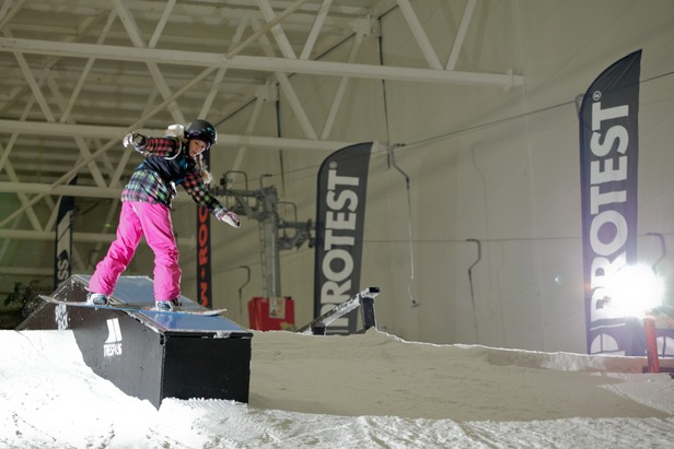 The British Indoor Championships lands in Sno!Zone Castleford- ©Soul Sports