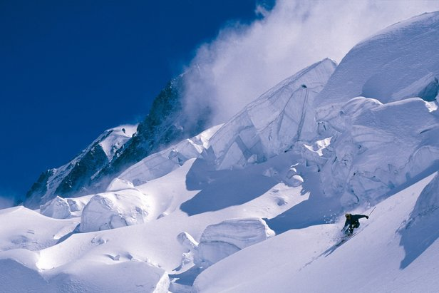 An insider's guide to freeriding in Chamonix- ©Chamonix Tourism
