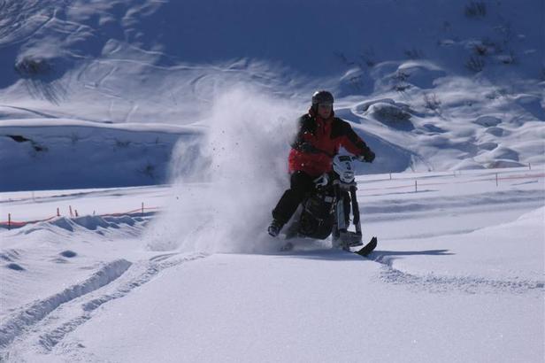 SnowXpark a Engelberg