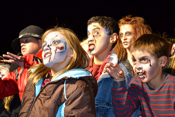 Channel your Inner MJ at Park City's Annual Thriller Snow Dance- ©Park City Mountain Resort