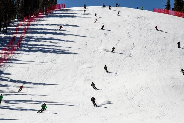 Where's the Snow this Weekend: Rocky Mountain Report 11/1/12- ©Liam Doran