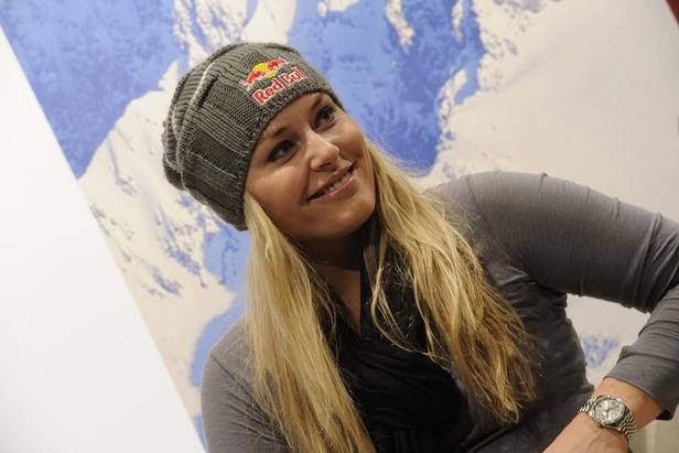 Lindsey Vonn, Soelden 2012