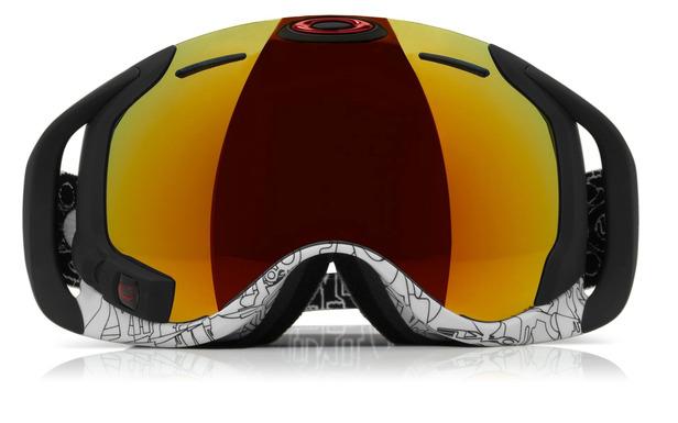 casque ski femme oakley