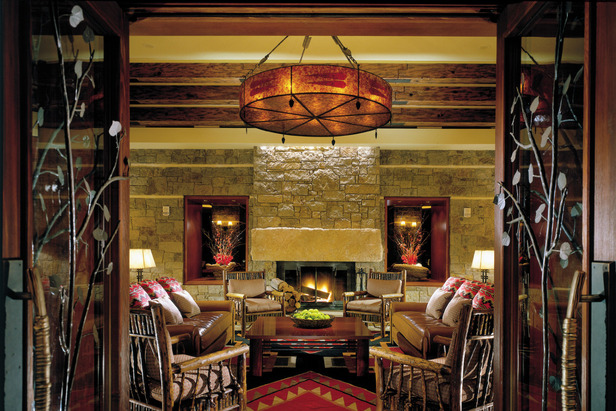 Slopeside Suite: Four Seasons Resort Jackson Hole, Teton Village, Wyo. ©Four Seasons Resort, Jackson Hole