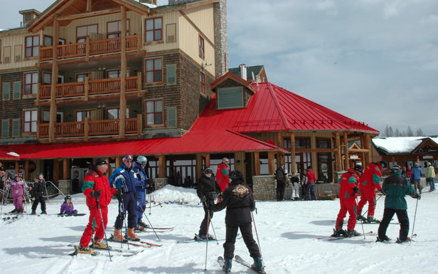 Top Resorts to Learn How to Ski: Kimberley, Canada ©Becky Lomax