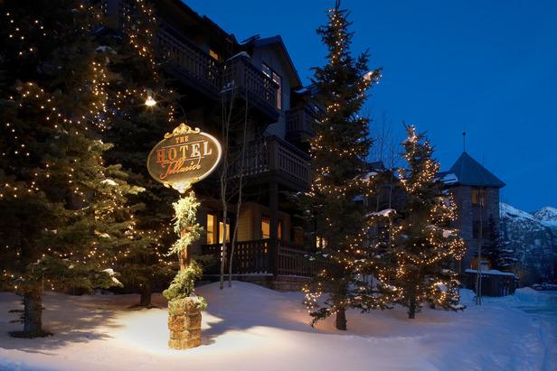 Top Lodging: Hotel Telluride, Telluride- ©Hotel Telluride
