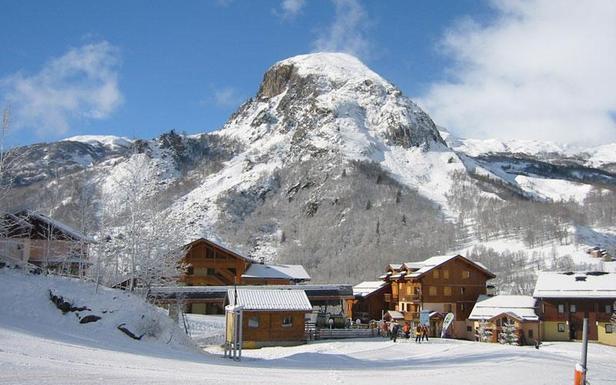 Goûtez aux charmes des petits villages de montagne- ©Office de Tourisme de St Martin de Belleville