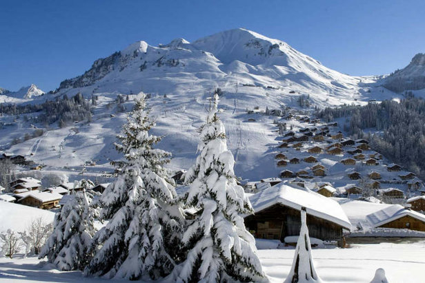 10 of the best ski-in/ski-out hotels- ©Office de Tourisme du Grand Bornand