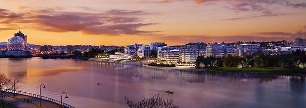 Vancouver - ©© VANOC/COVAN