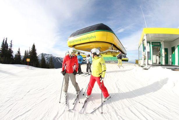 Ski-Opening 2018 v Schladmingu s nemeckou kultovou kapelou Toten Hosen ©Planai