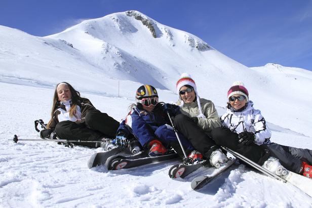 Pause ski au pied du Sancy / Le Mont-Dore