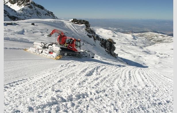 Sierra Nevada abrirá este viernes la zona de la Laguna- ©Sierra Nevada