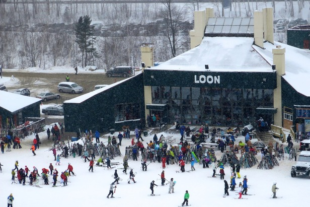 Loon Mountain: Keeping the New England Magic Alive At All Costs- ©Donny O'Neill