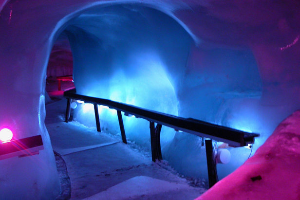 Ľadová jaskyňa  - © Michael Springmann
