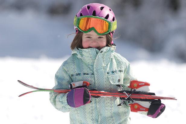 Výběr správných dětských lyží je poloviční zárukou úspěchu