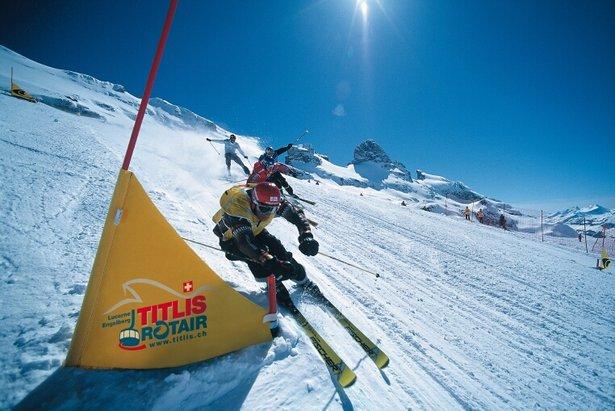 Trojdňová lyžovačka v Engelberg 4d49260daa3