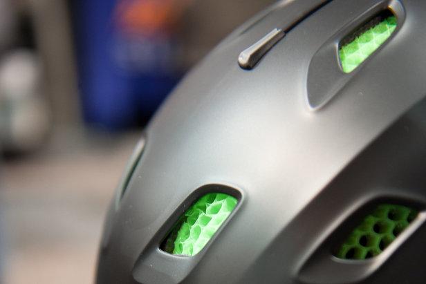 Přilba Smith Vantage využívá Aerokore technologii pro lepší proudění vzduchu  - © Ashleigh Miller Photography