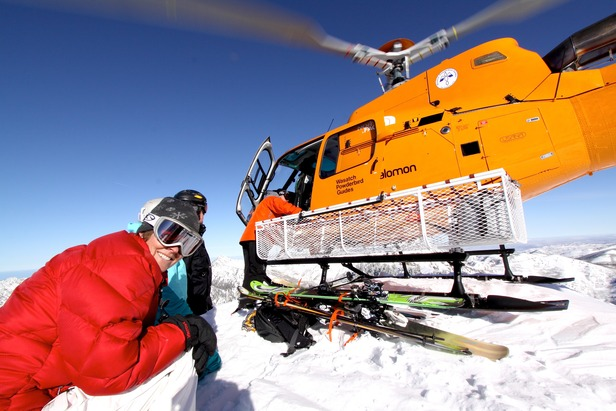 OTS Heli/Cat Guide: Wasatch Powderbirds