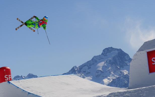 Le SFR Tour 2013 fait étape à l'Alpe d'Huez
