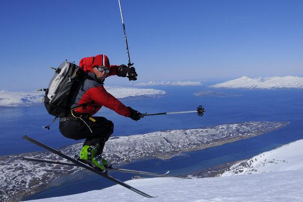 Ski à l'étranger, suivez le guide... - ©Eric Beallet