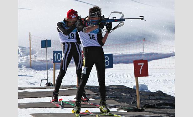 Les Mosses / Biathlon