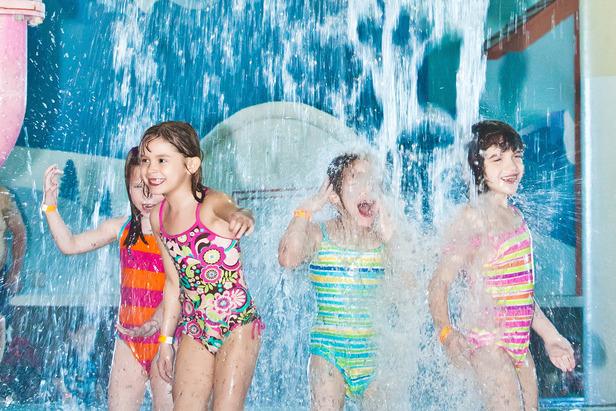 Avalanche Bay Indoor Waterpark at Boyne Mountain Resort. - ©Courtesy of Boyne Mountain Resort
