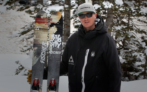 Chris Smith gives a preview of the 2014 Fischer Skis lineup.