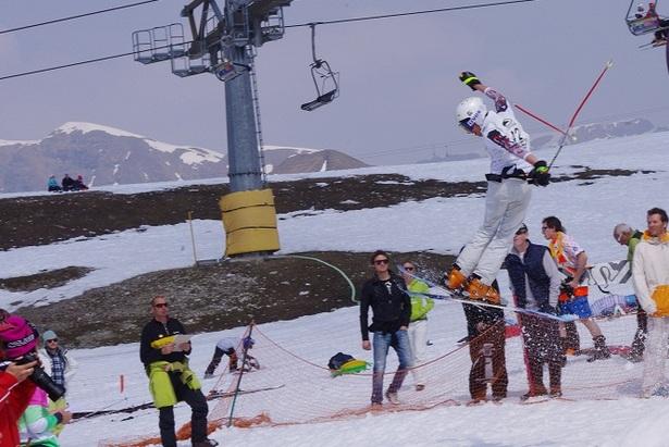 Snowsplash a Piani di Bobbio