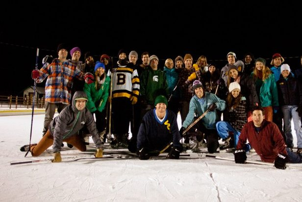 The Road to Sochi: U.S. Ski Team Athlete Meg Olenick Closes Out the Ski Season ©Shay Williams