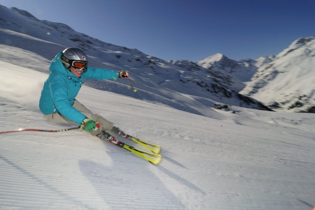 Ladies First in St Anton