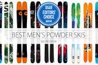 2014 Men's Ski Editors' Choice: Powder