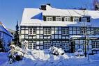 Landhotel Gasthof Buker Skiliftkarussell Winterberg