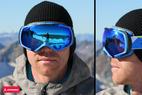 Lyžiarske okuliare 2014/15 v testu OnTheSnow - © Skiinfo