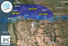 Snow Before You Go: Northern Rockies Lucky Snow Streak Continues - © Meteorologist Chris Tomer