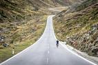 Ewige Leere auf einer himmlischen Biketour - ©Peter Bruckmüller/VAUDE Visions Photo Contest