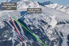 $8 Million Aspen Snowmass Terrain & Lift Upgrades - © Aspen Skiing Company
