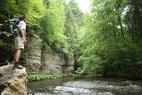 Wandertipp der Woche: Tiefe Schluchten und lichte Höhen am Schluchtensteig - ©Schluchtensteig Schwarzwald