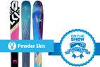 2015/2016's 3 Best-in-Category Women's Powder Skis